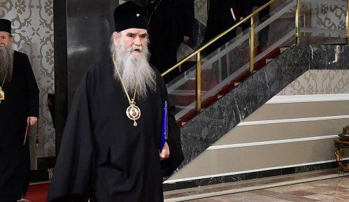 Eparhije SPC osudile paljenje i skrnavljenje državnih simbola Crne Gore 6