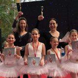 Balerine iz Srbije osvojile najviše nagrada u kategoriji klasičnog baleta na međunarodnom Festivalu igre 10