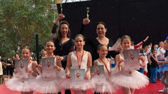 Balerine iz Srbije osvojile najviše nagrada u kategoriji klasičnog baleta na međunarodnom Festivalu igre 1