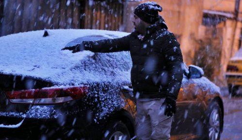 Bagdad posle više od decenije osvanuo pod snegom 2