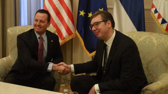 Vučić: SAD traže hitno ukidanje taksi 4