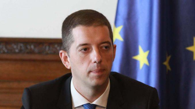 Đurić: Tahiri može da predlaže izmene Ustava ako se kandiduje i pobedi na izborima u Srbiji 1