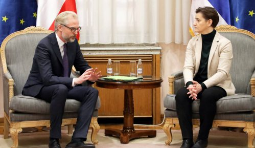 Brnabić i ambasador Austrije o politici proširenja EU 12