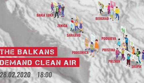 Zajednička akcija u borbi za čist vazduh 28. februara 2