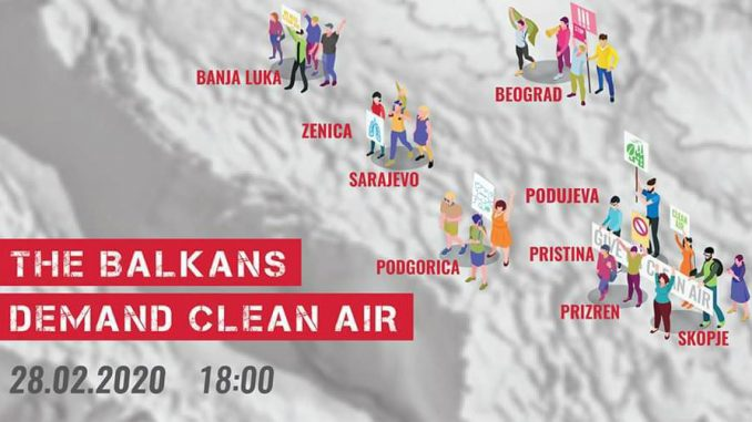 Zajednička akcija u borbi za čist vazduh 28. februara 3