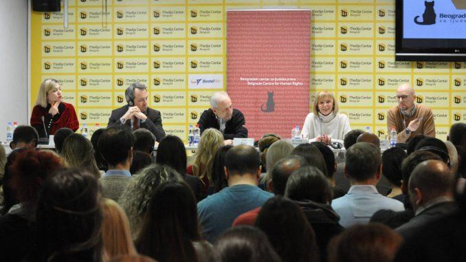 Beogradski centar za ljudska prava: Stanje u Srbiji se pogoršava 2