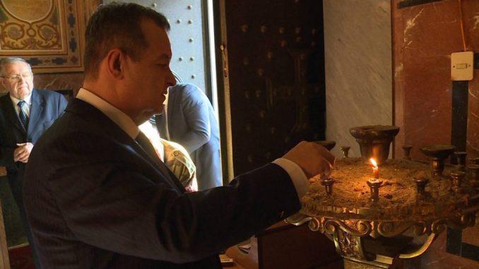 Dačić posetio Hilandarsku kuću i razgovarao sa gradonačelnikom Soluna 3