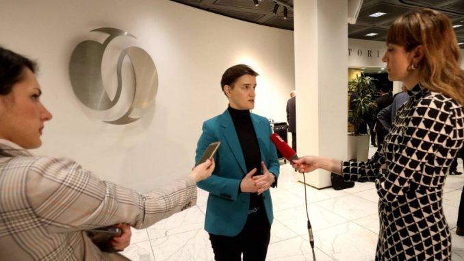 Brnabić: Srbija zemlja sa najvećim rastom IT sektora u Evropi 2