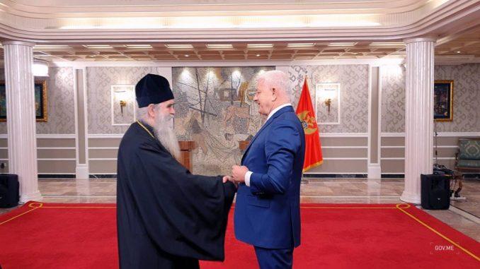 Crna Gora: Odložen nastavak pregovora Vlade i SPC 3