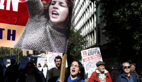 Štrajk u Grčkoj zaustavio trajekte, javni saobraćaj i gradske usluge 12