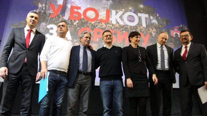 Politika bojkota - bomba koja odbrojava 3