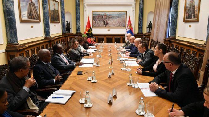 Predsednik Skupštine Angole: Bombardovanje Jugoslavije je kriminalna NATO agresija 4