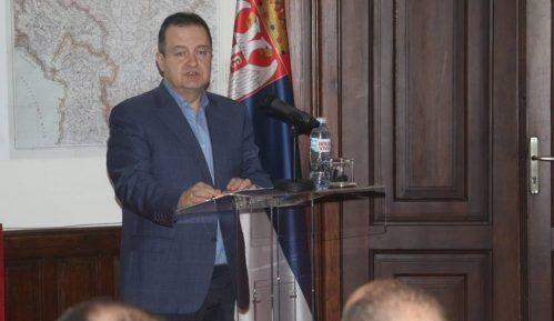 Dačić: Kosovo pitanje od najvišeg nacionalnog interesa, EU strateški pravac 6