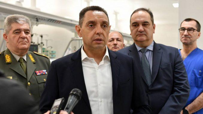 Vulin: Srbija ne želi da sluša Komšića koji vređa srpski narod i osporava mu pravo na postojanje 5
