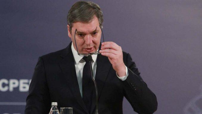 Vučić: Kurtijeva ponuda o taksama je pokušaj prevare, ali ja sam tu školu završio 4
