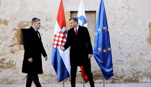Sastanak predsednika Hrvatske i Slovenije 14