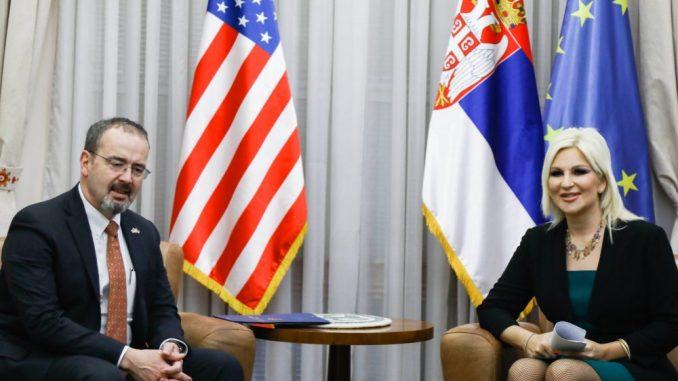 Godfri: Srbija važna za očuvanje stabilnosti na Balkanu 4