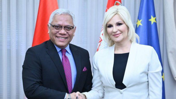 Ministarstvo: Indonežanske građevinske kompanije zainteresovana za poslove u Srbiji 2