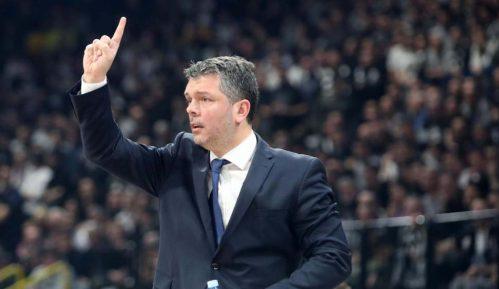 Trener Budućnosti: Što se košarke tiče, uživali smo u Beogradu 1