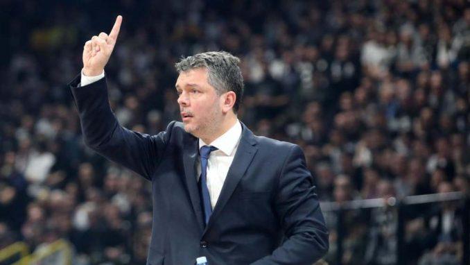 Trener Budućnosti: Što se košarke tiče, uživali smo u Beogradu 4