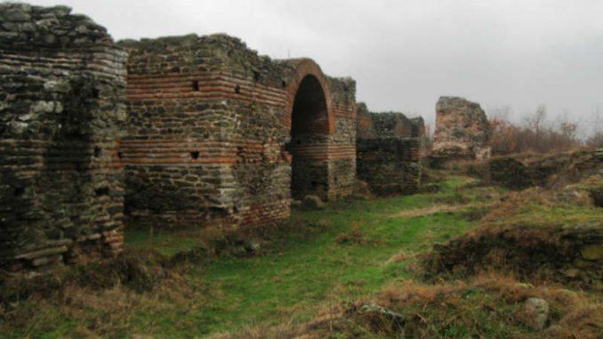 Justinijana Prima: Caričin grad ispod Radana 1