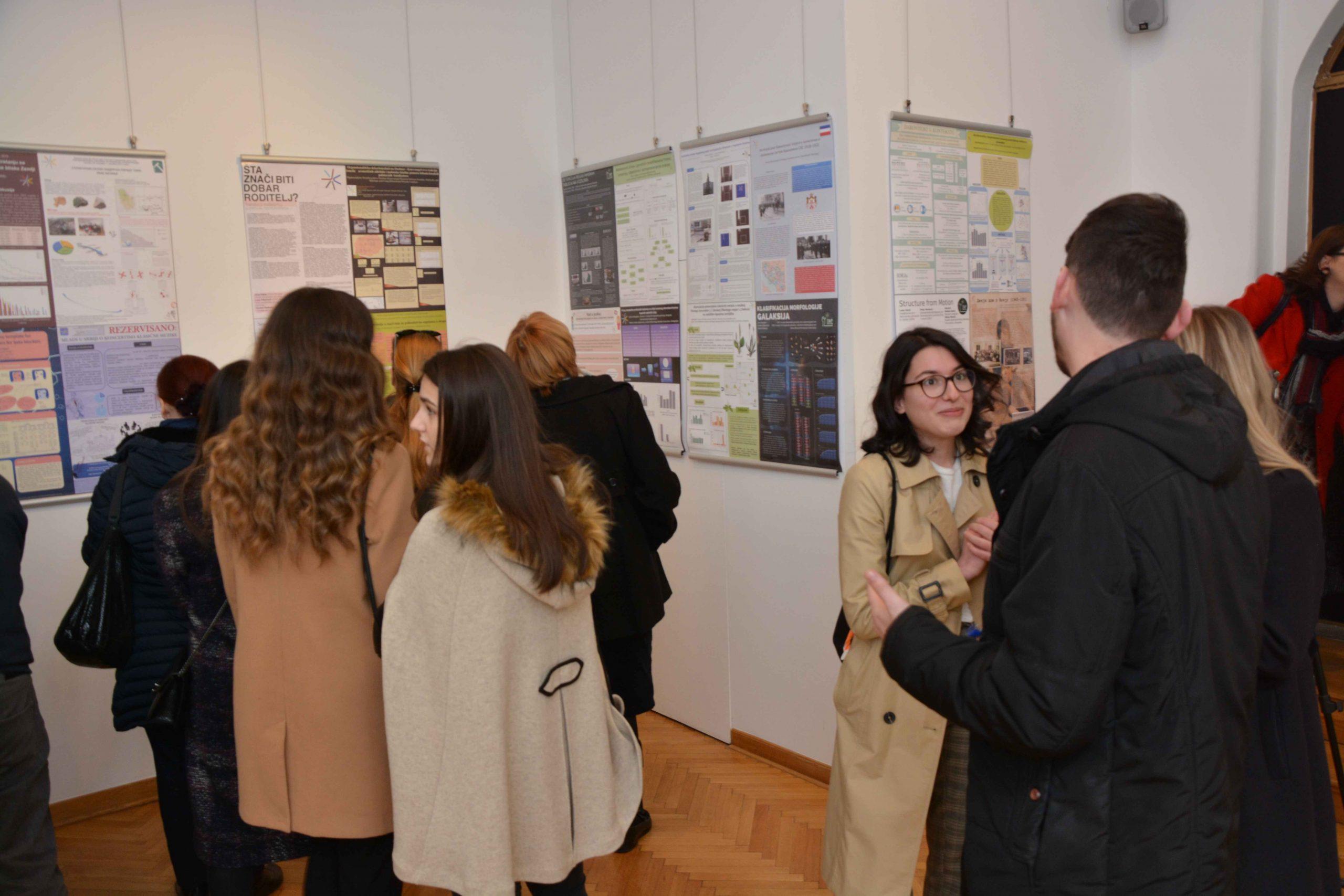 Otvorena izložba Istraživačke stanice Petnica 2