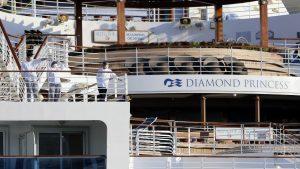 Dvoje državljana Srbije sa broda Dajmond prinses danas stižu u Beograd