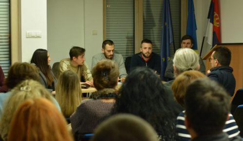 "Oformljen novi Organizacioni odbor protesta ""Bojkot"" u Novom Sadu 7"