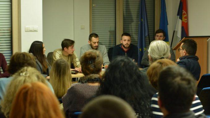 "Oformljen novi Organizacioni odbor protesta ""Bojkot"" u Novom Sadu 3"