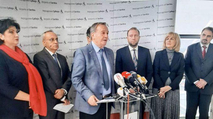 """Aerodrom """"Morava"""" će doprineti razvoju privrede Šumadije i Zapadne Srbije 1"""