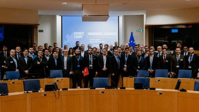 Među 23. članice Evropske esports federacije i jedna srpska asocijacija 1