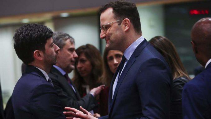 Hitan sastanak ministara EU o sprečavanju širenja korona virusa 4