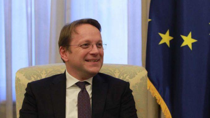 Varheji: EU uključila Zapadni Balkan u sistem za nabavku medicinske opreme, dala 30 miliona evra 2