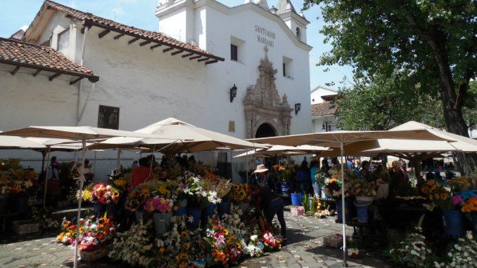 Ekvador: Ljubav u Kuenki 1