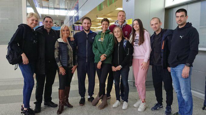Fed kup tim Srbije otputovao u Luksemburg na takmičenje 1
