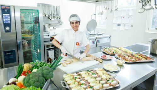 Azilanti u Beču na obuci za kuvare 11