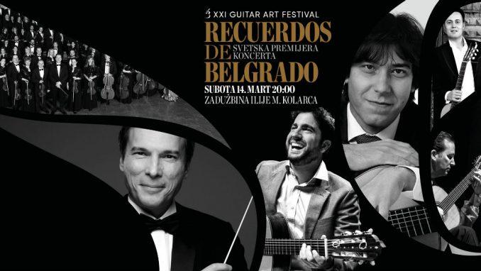 """Svetska premijera koncerta za gitaru i orkestar """"Recuerdos de Belgrado"""" 4"""