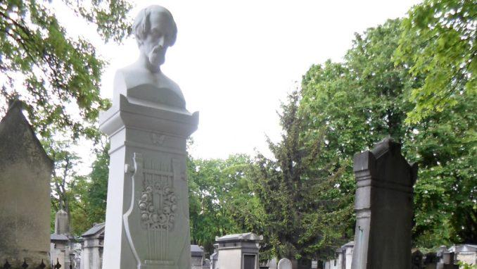 Pariz: Na Hajneovom grobu 4