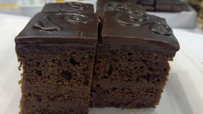 Saher torta (recept) 5