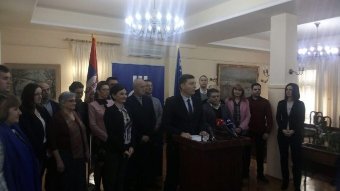 Zajedno za Srbiju izlazi na lokalne izbore u Šapcu 2