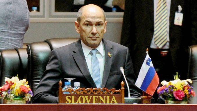 Janez Janša verovatno mandatar za sastav nove slovenačke vlade 1