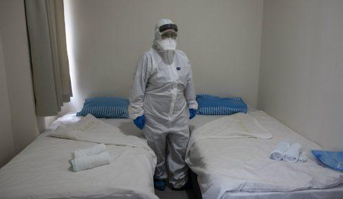 Južna Koreja testira putnike za korona virus 1