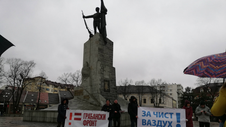 Počeli protesti protiv zagađenja širom Srbije 2