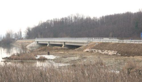 Novi most preko Podvrške reke u Kladovu 2