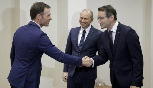Potpisan ugovor sa Novom Ljubljanskom bankom o prodaji akcija Komercijalne banke 14