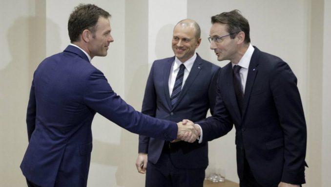 Potpisan ugovor sa Novom Ljubljanskom bankom o prodaji akcija Komercijalne banke 3