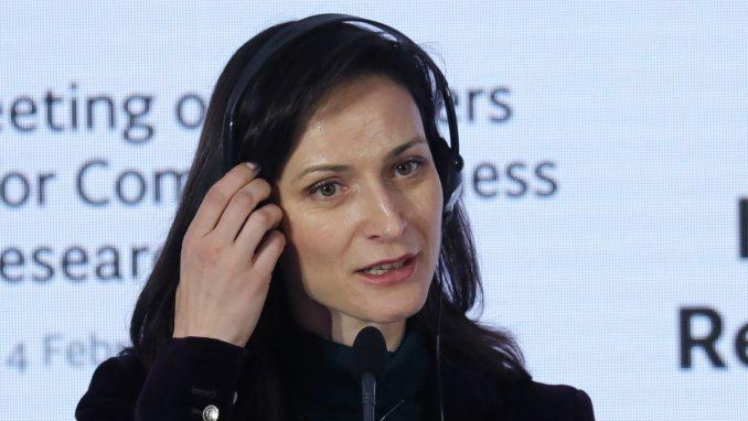 Marija Gabrijel: Moramo preuzeti kontrolu nad transformacijom sveta rada 1