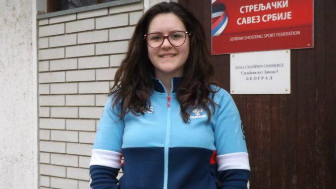 Mariji Kolarević dva zlata na startu Vojvodina kupa 2