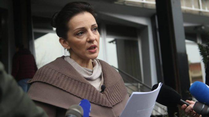 Marinika Tepić tužila Brnabić i članove Kriznog štaba jer zakonska komisija nikada nije osnovana 1