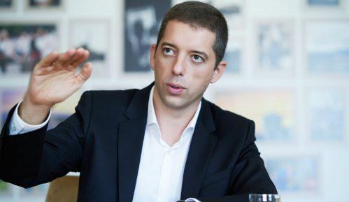 Đurić: Iskreno sam srećan zbog infrastrukturnog povezivanja Beograda i Prištine 14
